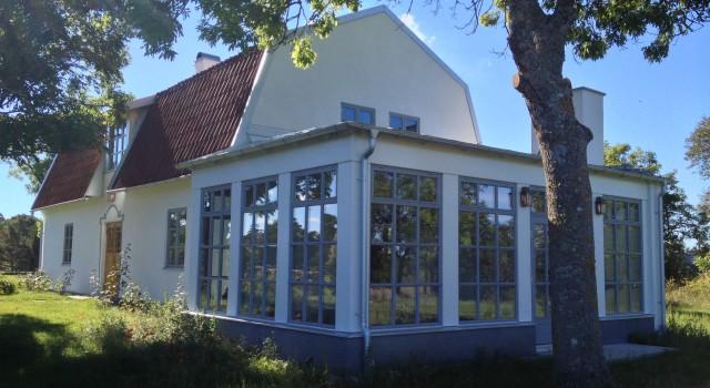 Hus på Gotland